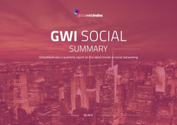 GWI SOCIAL