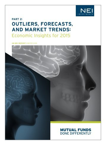 OUTLIERS FORECASTS AND MARKET TRENDS