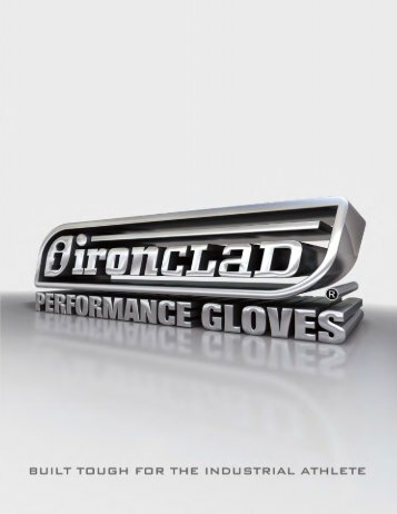 Ironclad 2014 Catalog