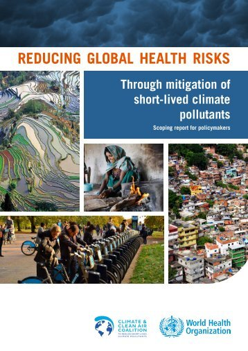 REDUCING GLOBAL HEALTH RISKS