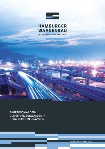 Download Fahrzeugwaagen-Broschüre - Hamburger Waagenbau ...