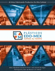 EdoMex - Catalog -Test