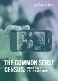 THE COMMON SENSE CENSUS