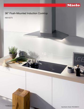 de dietrich induction cooktop instructions