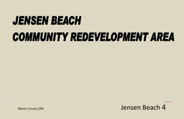 Jensen Beach 4 - Martin County, Florida