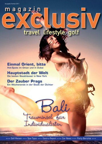 **21 exclusiv.qxd:Exclusiv Golfen - Bill Medical