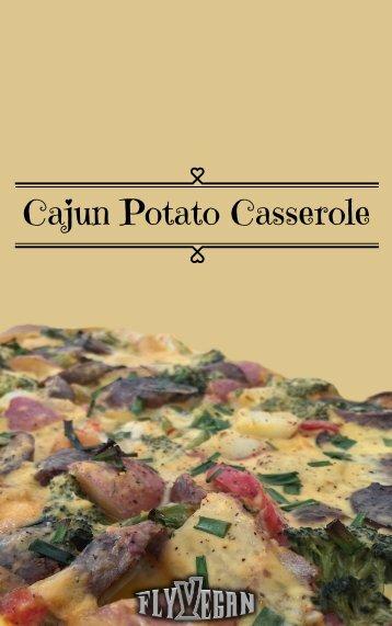 Cajun Potato Casserole