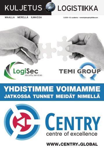 Kuljetus & Logistiikka 5 / 2015