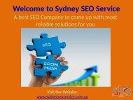SEO Sydney | SEO Company Sydney | Social Media Sydney