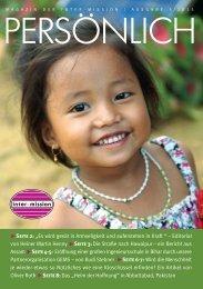 Persoenlich 2015 Ausgabe 5