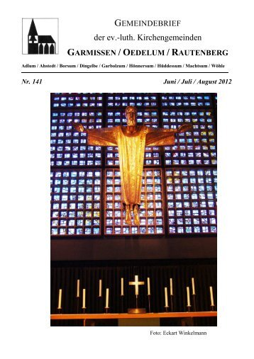 garmissen & oedelum - Kirchenregion Schellerten