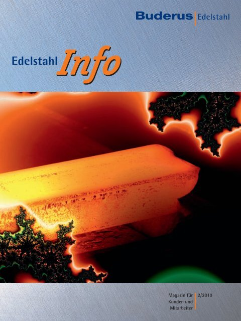 Edelstahl - Buderus Edelstahl GmbH
