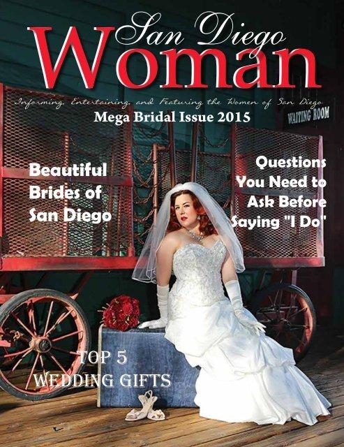 San Diego Woman Mega Bridal Issue 2015