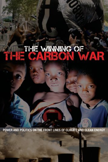 THE CARBON WAR