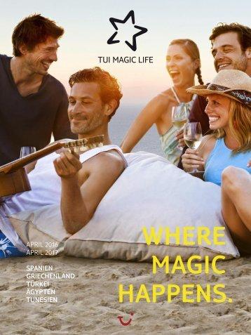 Club Magic Life - 2016-2017