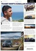 OTOMOBİL KONFORUNDA YOLCULUK - Page 3