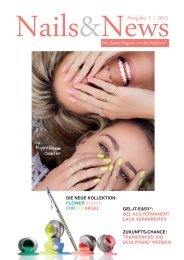 Nails & News - Ausgabe No. 1 - 2015