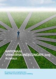 NATIONAAL VERKEERSKUNDECONGRES 2015