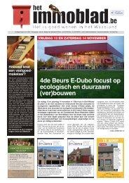 immoblad  11 november 2015