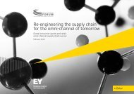 Re-engineering the supply chain for the omni-channel of tomorrow