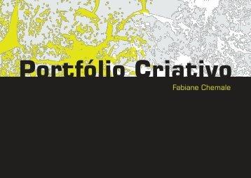 Portfolio Pessoal Fabiane Chemale