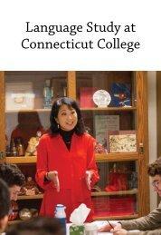 Language Study at Connecticut College