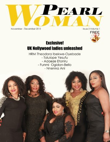 PearlWoman Magazine issue 3