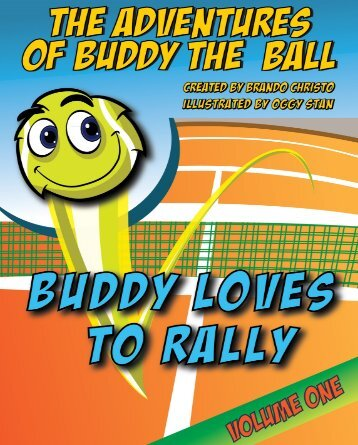 Buddy Loves to Rally Volume 1 PDF