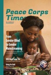 From Gender-Blind to Gender Mainstreaming
