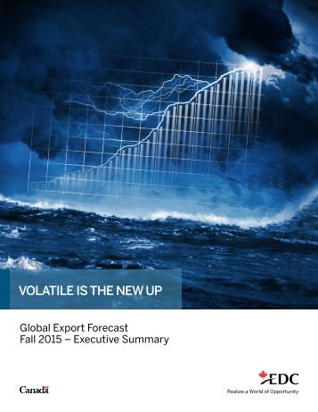 Volatile is the New Up
