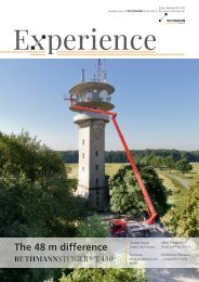 Experience Issue Autumn 2015