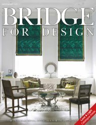 Bridge For Design November Issue