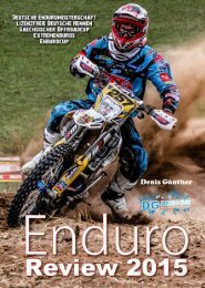 Enduro Review 2015 - Auszug