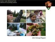 2014 Annual Report 11.05.15