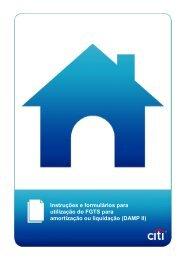 Instruções para utilização do FGTS para amortização e ... - Citibank