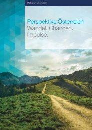 Perspektive Österreich Wandel Chancen Impulse