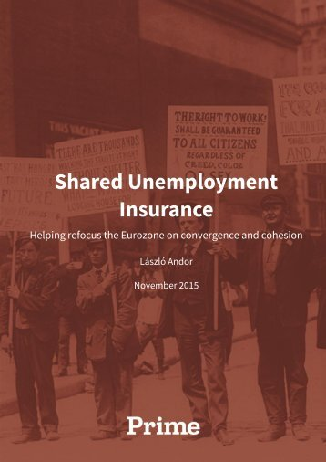 Shared Unemployment Insurance
