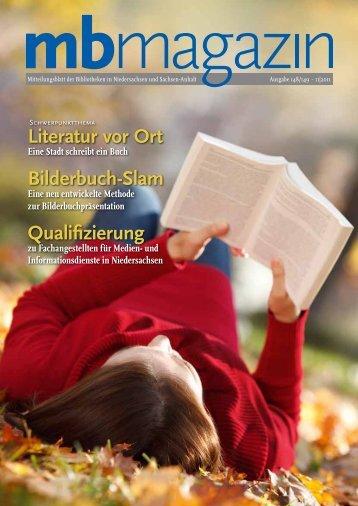 Literatur vor Ort Bilderbuch-Slam Qualifizierung