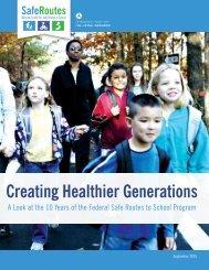 Creating Healthier Generations