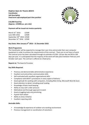 Awesome Boat Co Ordinator Job Description Fin Idea Caseworker Job Description
