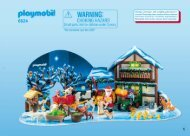 Playmobil 6624 Calendario dell'avvento Natale nella fattoria - Calendario dell'avvento Natale nella fattoria