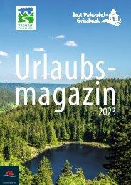 Urlaubs- und Gastgebermagazin 2021