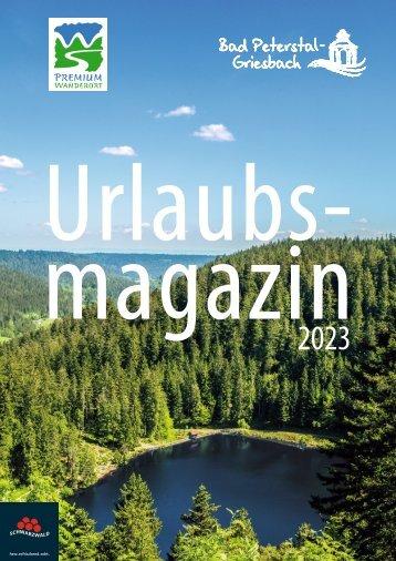 Urlaubs- und Gastgebermagazin 2018