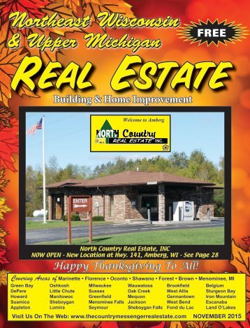 November 2015 Real Estate Guide