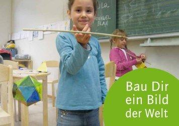 Bau Dir ein Bild der Welt - Gustav-Falke-Grundschule