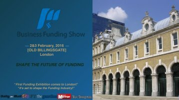 SHAPE THE FUTURE OF FUNDING
