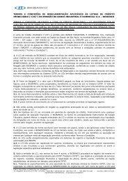 Conheça os Termos e Condições (formato PDF ... - Bicbanco