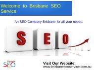SEO Consultant Brisbane | Search Engine Optimisation Brisbane | Copywriter Brisbane