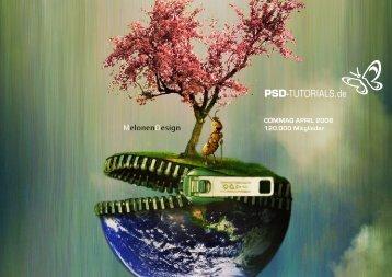 2D-Einsteiger März 2008 - PSD-Tutorials.de