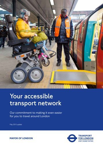 Your accessible transport network